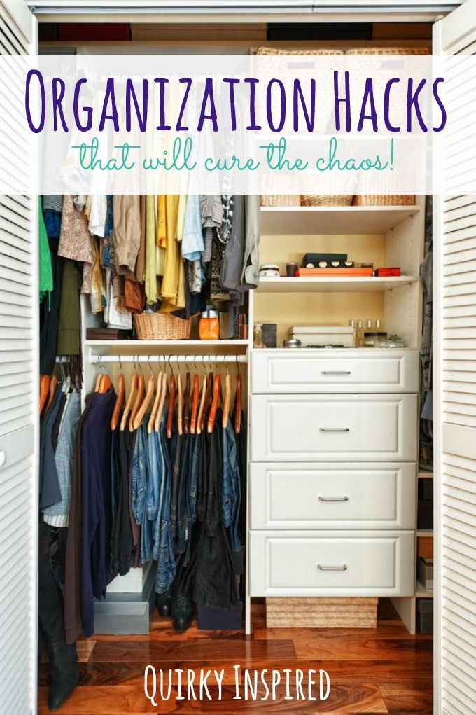 Tired of all the chaos in your brain thanks to clutter? Check out these 6 organization hacks to slay the chaos beast! #postit #35years