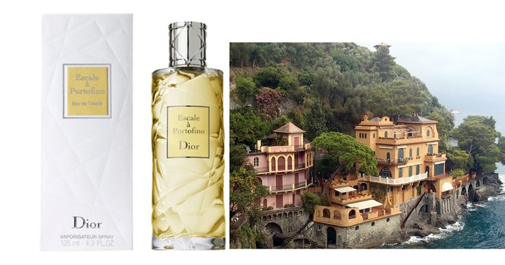 Portofino, a dream location, a dream fragrance! http://aromedelux.ro/694-escale-a-portofino