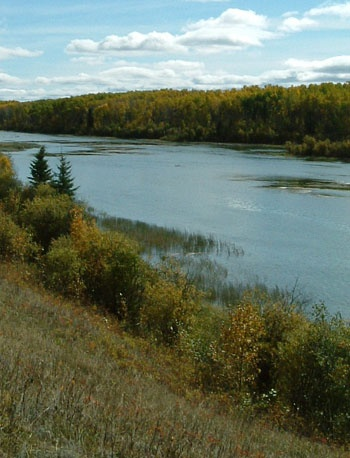 Another great hiking destination is the Boreal Trail.  It is located in Meadow Lake Provincial Park, #Saskatchewan and spans an epic 120km.