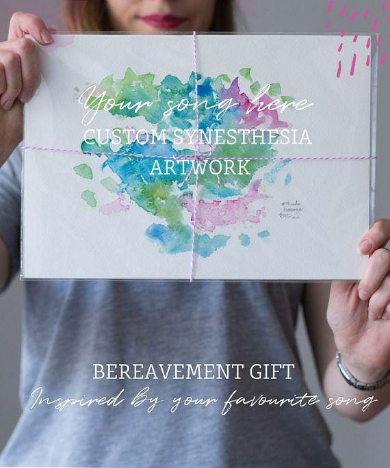 Bereavement gift sympathy gift memorial gift in loving