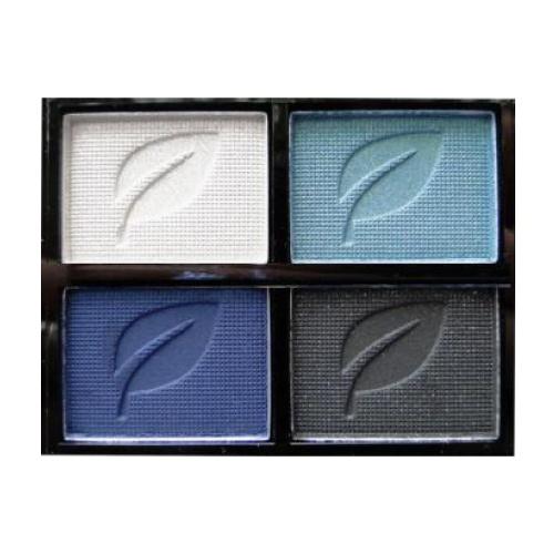 Palladio Sombra pallad cuarteto blue suede Mejorar e intensificar tus ojos con cuatro hermosas y muy pigmentados colores.Cada combinación de colores ha sido personalizada por un equipo de maquilladores, para satisfacer tanto a los amantes del maquillaje sofisticado y ostentoso.