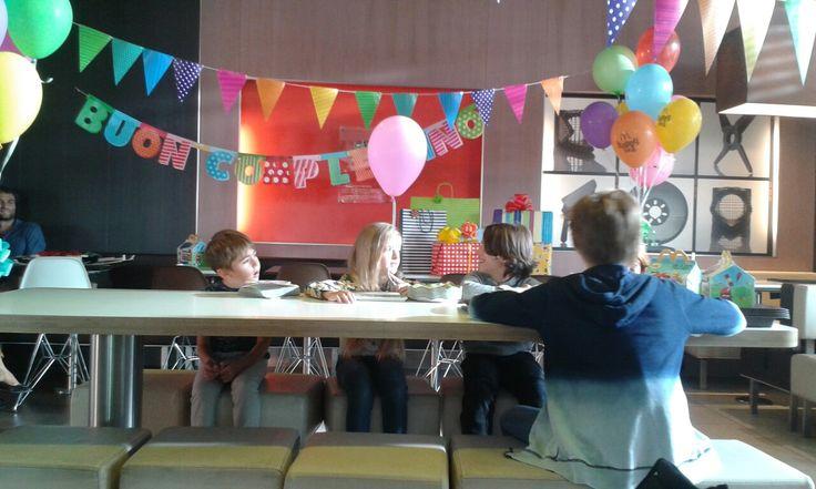 Birthday party #set