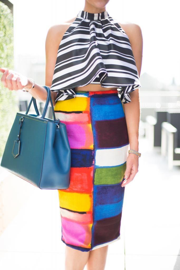 Fashion Blogger NYFW Recap l rewardStyle Party