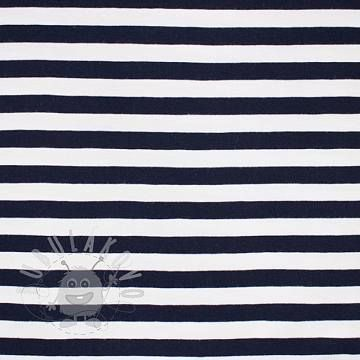 Úplet Stripe Marine dark blue