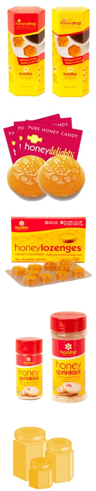 #Honey....mother nature's favourite flavour! http://www.honibe.com/honibe_our_shop.html