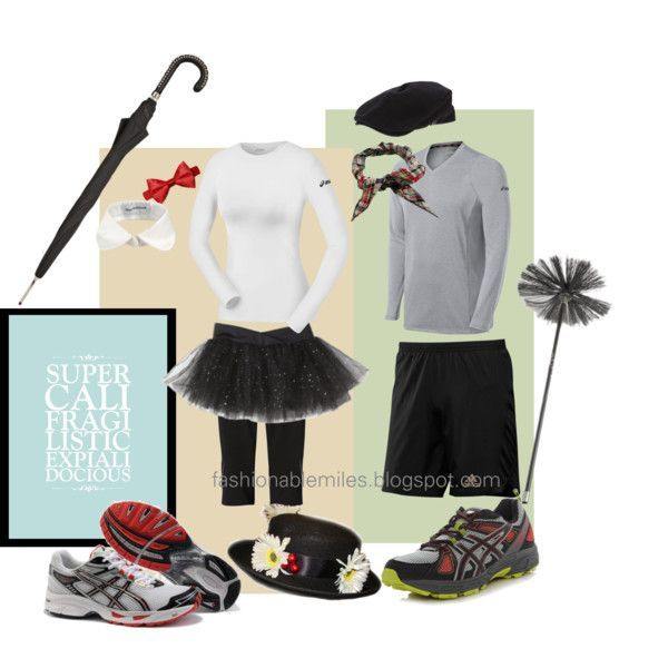 "mary poppins running costume | Chim chimney - Mary Poppins & Bert"" by diorlvr on Polyvore"