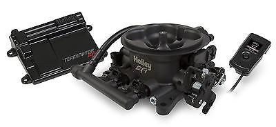 holley 550-406 Terminator EFI 4bbl Throttle Body Fuel Injection System $1999.00