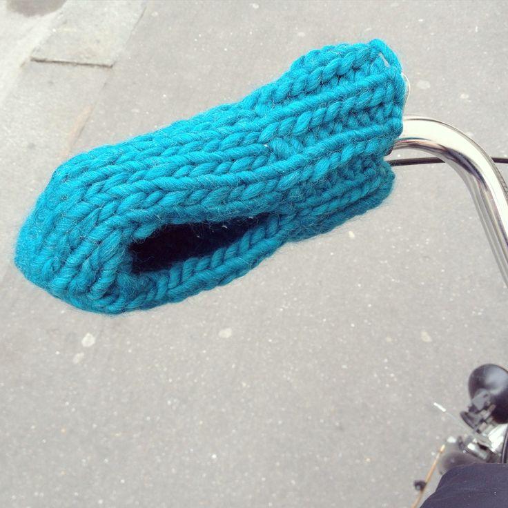 Moufles de vélo / bike mittens                                                                                                                                                      Plus