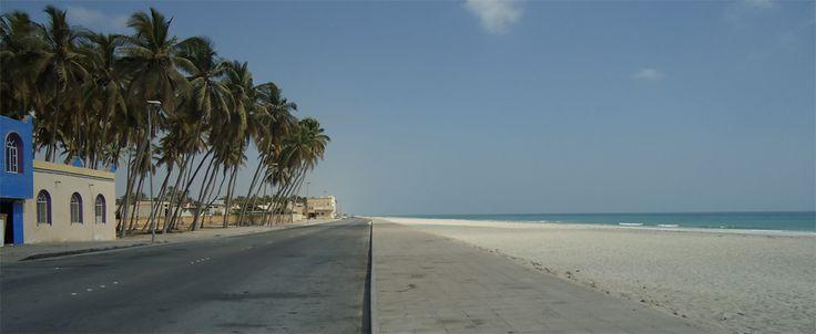Oman | Salalah Beach. credit: Felix Dance #Oman #Muscat #Travel #TravelToOman #MyOman #sinbadpocketguide