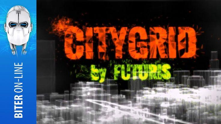 CityGrid / Futuris [PC Demo   Riverwash 2014]