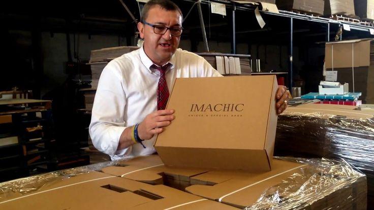 Cajas para ecommerce y cajas para envíos postales, el embalaje hablara d...