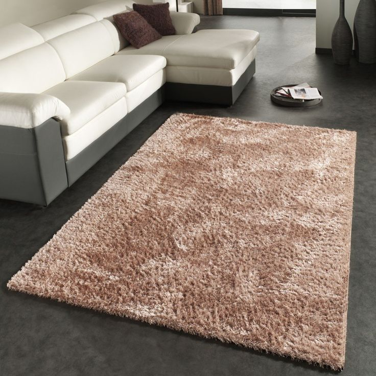 62 best images about immo nouveaux achats d co on pinterest applique desi - Tapis shaggy brillant ...