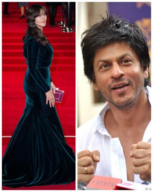 OMG! 'Bond girl' Monica Bellucci says she has 'immense respect' for SRK | PINKVILLA