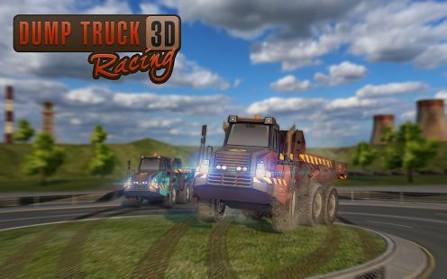 #Dump #Truck 3D #Racing - a new #adrenaline packed #adventure #race. Give it a try!