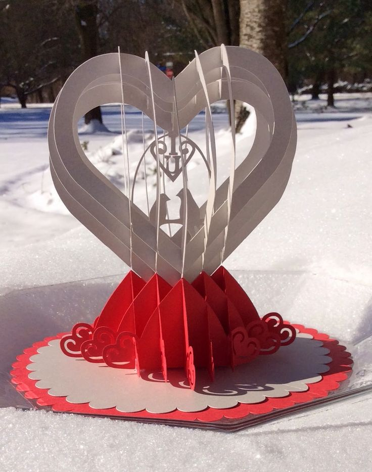 Best 25 Pop up valentine cards ideas on Pinterest  Valentinstag
