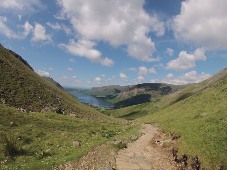 Skafell Pike - South Lakes - England.  Taken on a GoPro Hero3 Silver during this years mountain climbing!