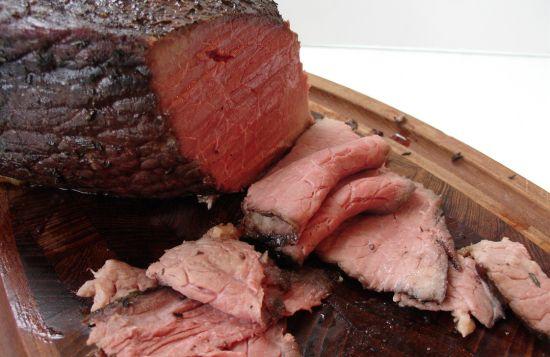Mystery Lovers' Kitchen: Bottom Round Roast #recipe @kristadavisbook