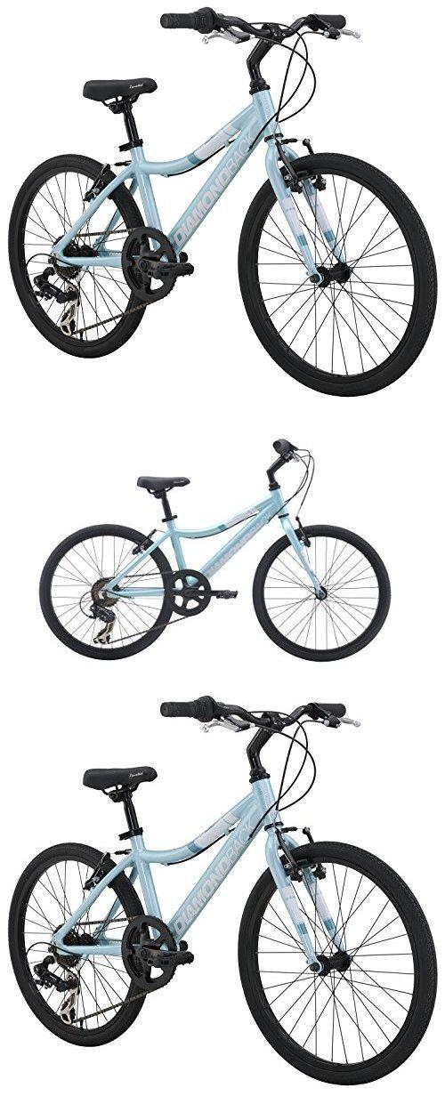 Diamondback Bicycles Clarity 20 Complete Children's Performance Bike, 20-Inch Wheels/One Size, Light Blue