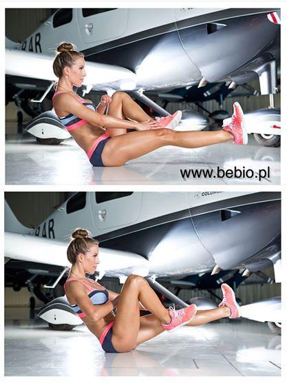 Ewa Chodakowska fitness workout