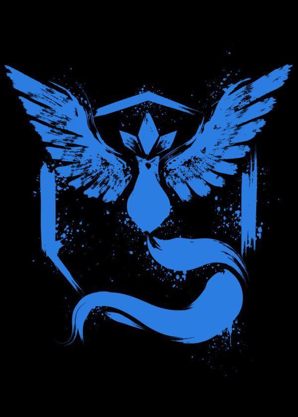 Team Valor Mystic Instinct FREE P+P Pokemon Poster Pokemon GO CHOOSE YOUR SIZE