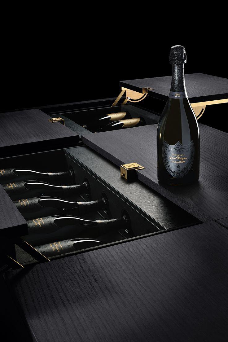 La Malle Plénitude by Dom Pérignon - luxury toys new concept store - toys4vip.com
