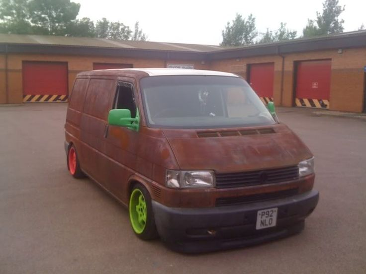 vw t4 rat look - Google Search