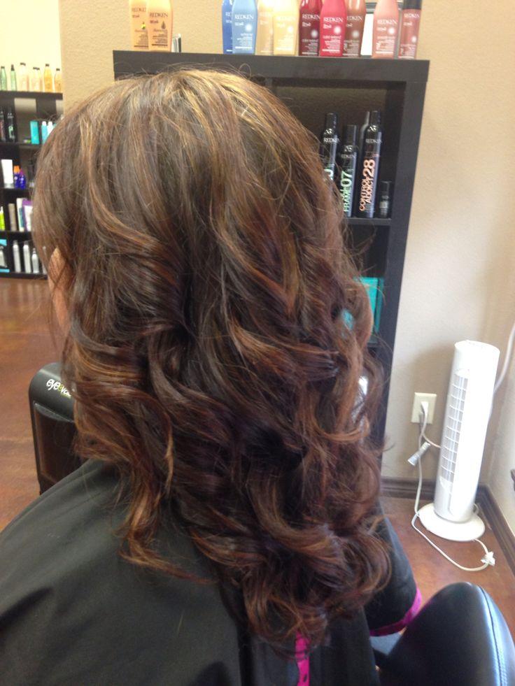 Hair by Dawn at Euphoria Salon