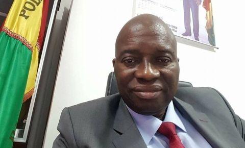 Déclaration anticonstitutionnelle du Directeur Général de la police Nationale ''Bangaly KOUROUMA''