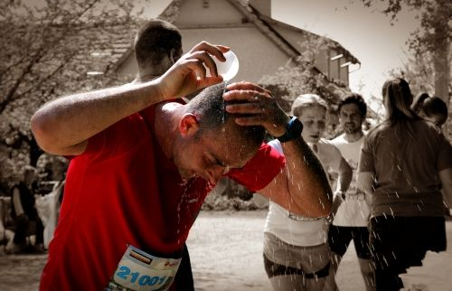 Ezerjó félmaraton, túl a csúcson... Több kép Attilától: www.facebook.com/csokako.kozseg és www.facebook.com/borrendcsokako