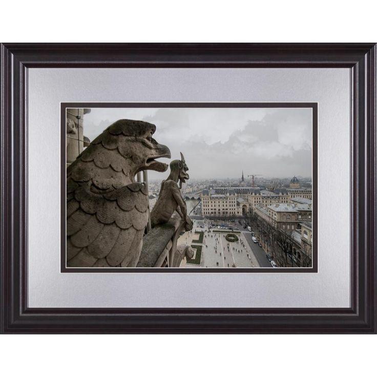 'Notre-Dame De Paris' by Birol Giray For different varieties go to www.minart.co #minart #minartco #minartistanbul #instagram #photography #frame #prints #wallart #walldesign #gallerywall #art #design