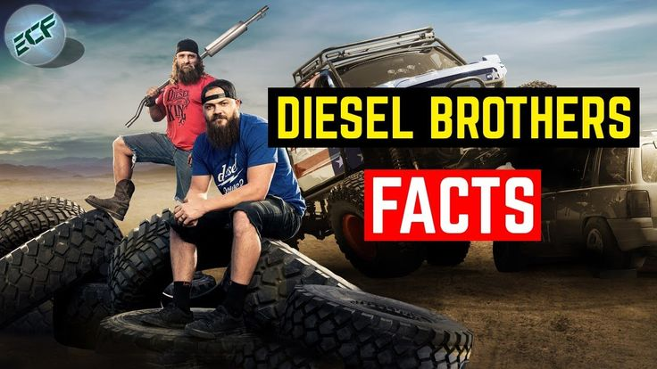 Diesel Brothers, the amazing Discovery show, revolves around the life of truck builders from Utah, Diesel Dave, Heavy D, Redbeard and The Muscle. The bearded guys have been one of the loved cast on TV, thanks to their diesel-powered monsters and their truck giveaway. Watch the full video to find out more surprising facts about the Diesel Brothers cast.