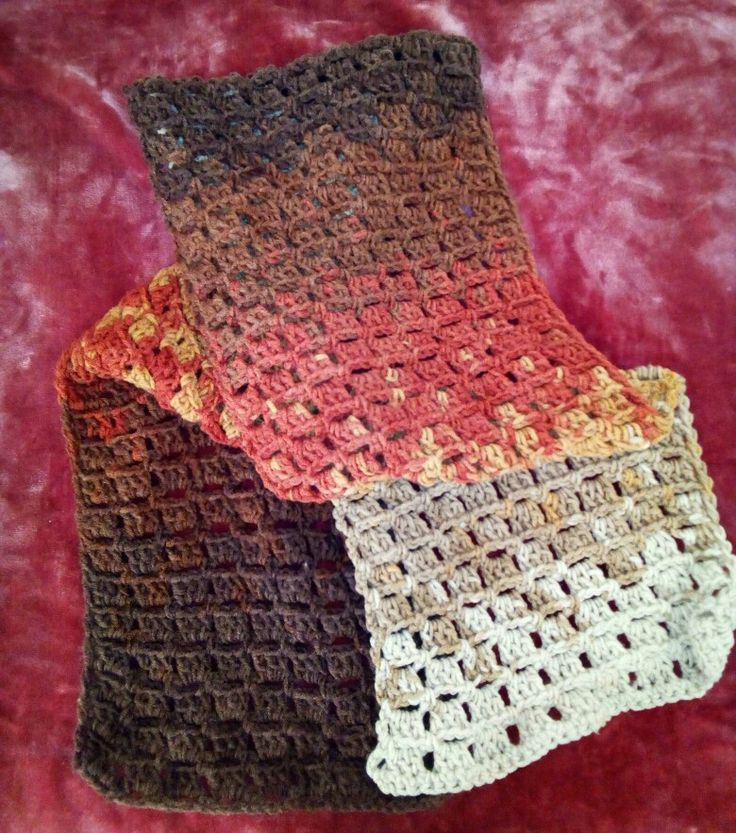 Crochet Woman's skarf