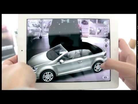 Augmented Reality Showreel 2012 by Total Immersion