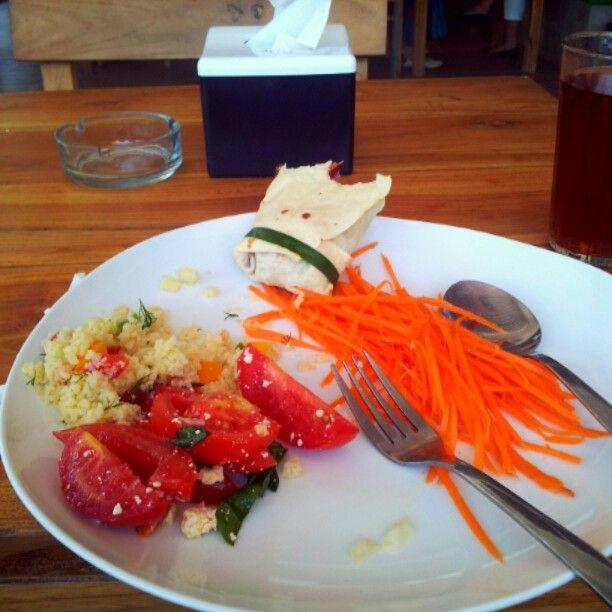 Bali fresh food for healthy life