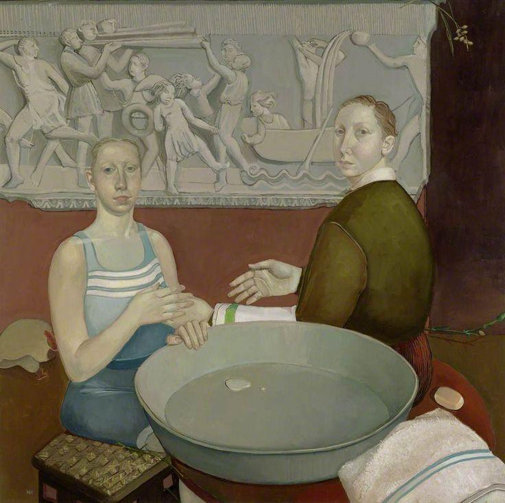 The Bathers - Alison Watt