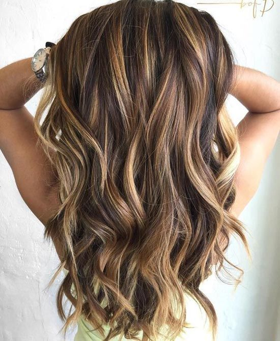 Best 25 highlights on dark hair ideas on pinterest caramel caramel highlights on brown and dark brown hair pmusecretfo Gallery