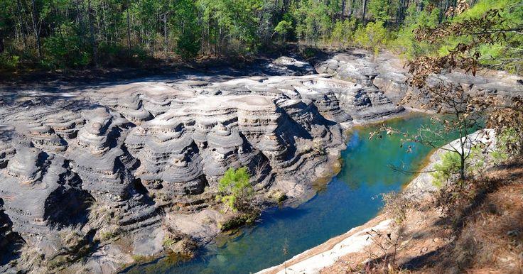 Little Rock Canyon - Arkansas