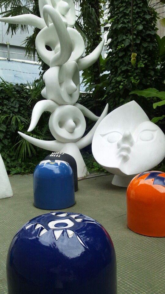 Okamoto Taro museum