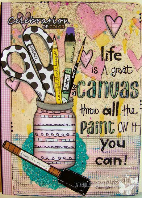 Color Journal Ideas : 1370 best paint doodles & journal ideas images on pinterest