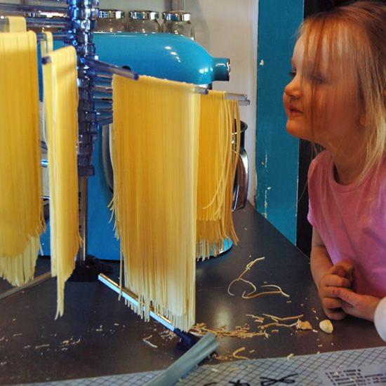 Makaron domowy  #makaron #pasta #domowy #homemade #diy #kitchenaid #mikser #przepis