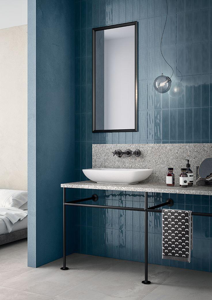 Effervescent Vibrant Color Ceramic Tiles Creative Materials Corporation In 2020 Bathroom Interior Bathroom Interior Design Bathroom Red