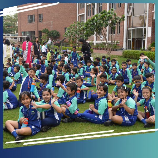 #KPS celebrated #NationalSportsDay today with students participating in various sporting events like running, relay and pyramid. #KPS pays tributes to the exemplary #MajorDhyanChand, whose legendary sporting skills did wonders for Indian hockey.  #school #edtech #education #kps #sports