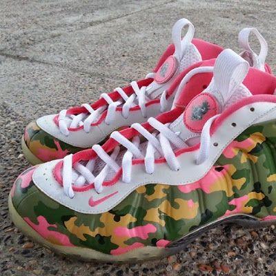 Custom Kicks: Nike Air Foamposite One