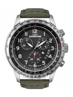 Timex Expedition Millatry Chrono Unisex Watch - Online Sale, Shopping.