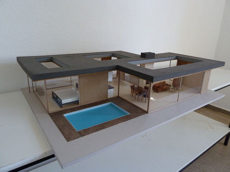 412 Best Images About Miniature Modern Dollhouses On