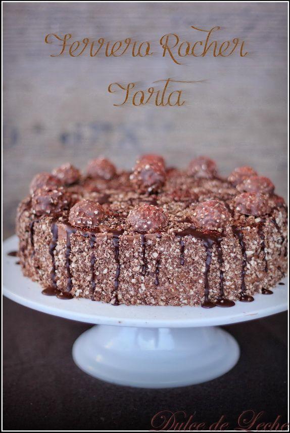 Konečne som sa aj ja dostala k tomu, aby som vyskúšala túto hriešne dobrú tortu ..  Veď kto by nemiloval Ferrero Rocher ? ♥  Exi...
