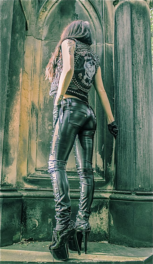 Motorhead and leather pants.. new Toxic...