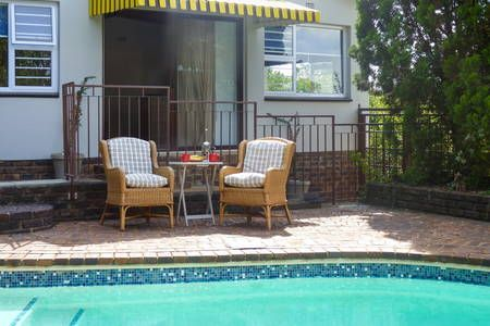 Check out this awesome listing on Airbnb: Garden Apartment, Jo'burg suburb - Apartments for Rent in Krugersdorp