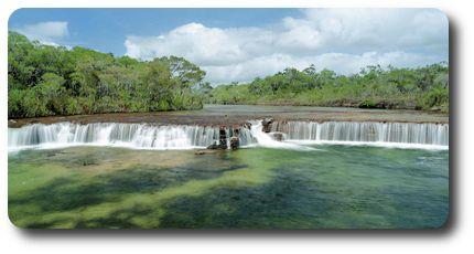 Fruit Bat Falls, Jardine River National Park, Queensland