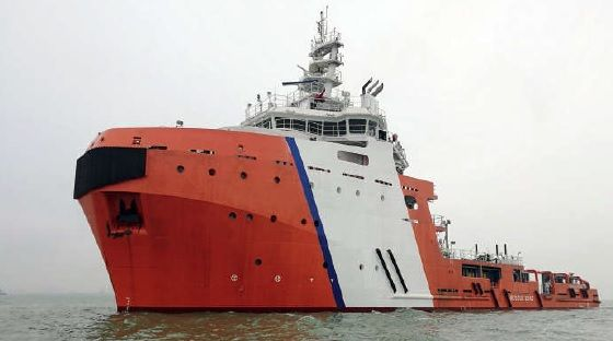 Brand New DP2 Emergency Towing Vessel (ETV) with 95t BP for sale in China | Offshore Solutions Unlimited™
